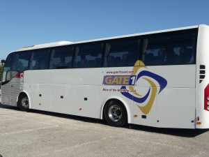 Gate 1 Travel Motor Coach